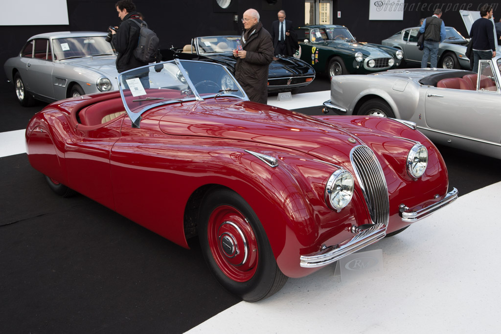 Jaguar XK120 Roadster - Chassis: 670059   - 2015 Retromobile