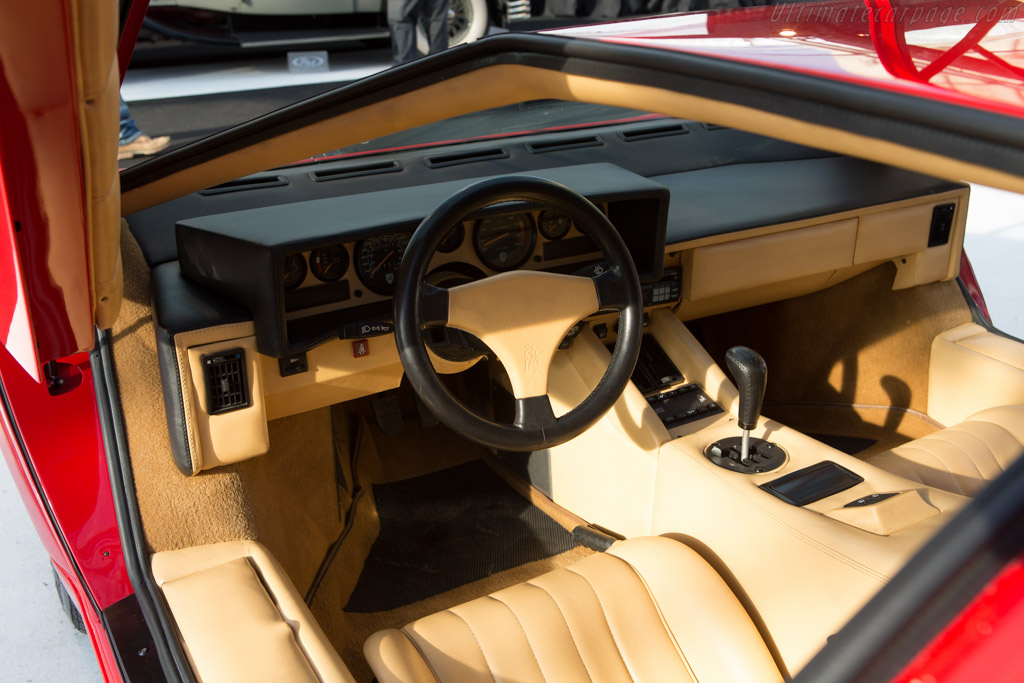 Lamborghini Countach 25th Anniversary - Chassis: KLA12902   - 2015 Retromobile