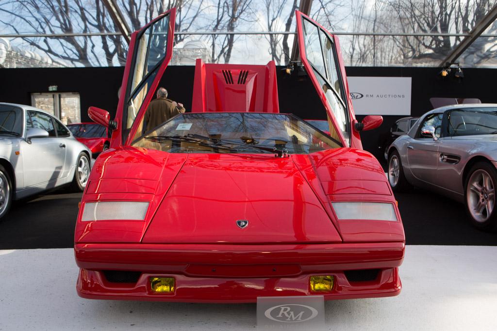 Lamborghini Countach 25th Anniversary - Chassis: ZA9C005A0KLA12902   - 2015 Retromobile