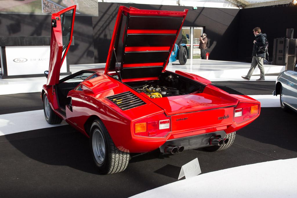 Lamborghini Countach - Chassis: 1120260   - 2015 Retromobile
