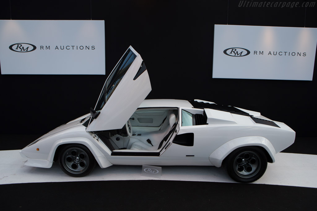 Lamborghini Countach LP400 S - Chassis: 1121254   - 2015 Retromobile