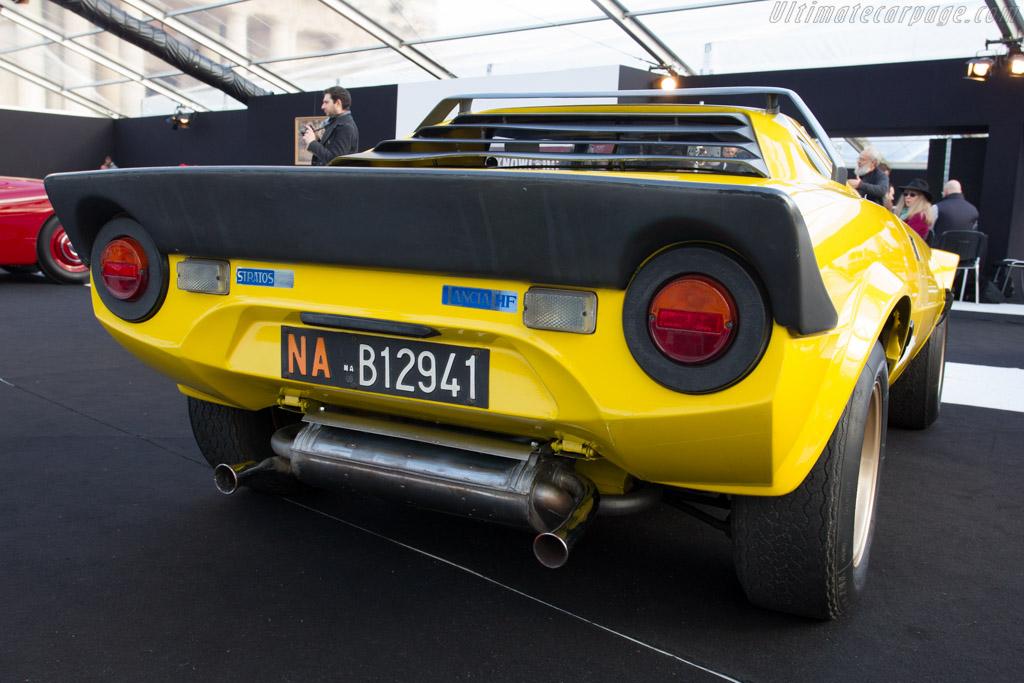 Lancia Stratos HF Stradale - Chassis: 829AR0 001819   - 2015 Retromobile