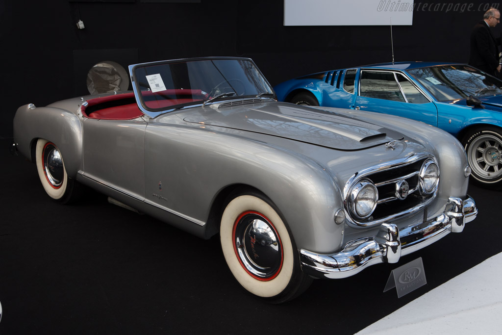 Nash Healey - Chassis: 2240   - 2015 Retromobile