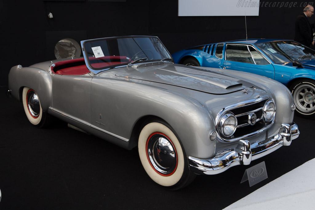 Nash Healey - Chassis: 2240   - 2015 Retromobile