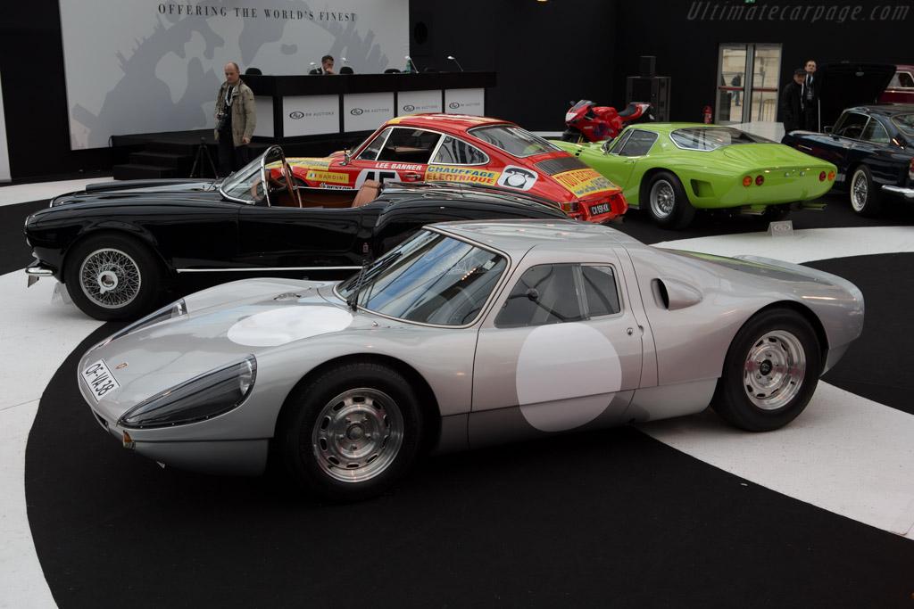 Porsche 904 GTS - Chassis: 904-026   - 2015 Retromobile