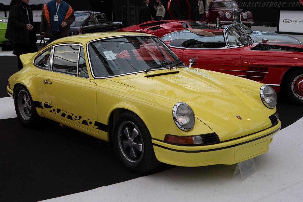 Porsche 911 Carrera Rs 2 7 Chassis 911 360 0619 2015