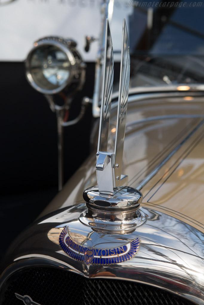 Voisin C3 Transformable - Chassis: 1981   - 2015 Retromobile