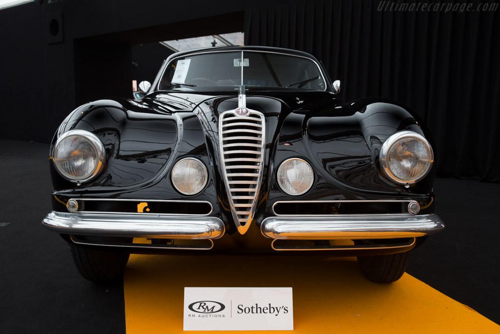 Alfa Romeo 6C 2500 SS Villa d'Este Coupe - Chassis: 915910   - 2016 Retromobile