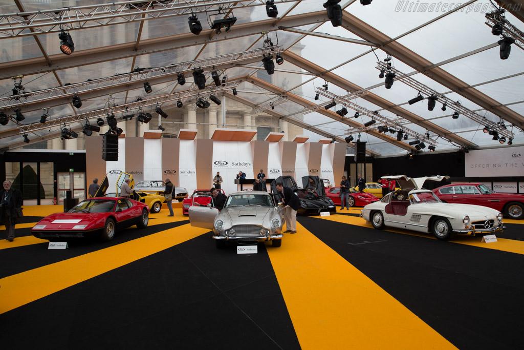 Aston Martin Db5 Chassis Db5 1301 L 2016 Retromobile