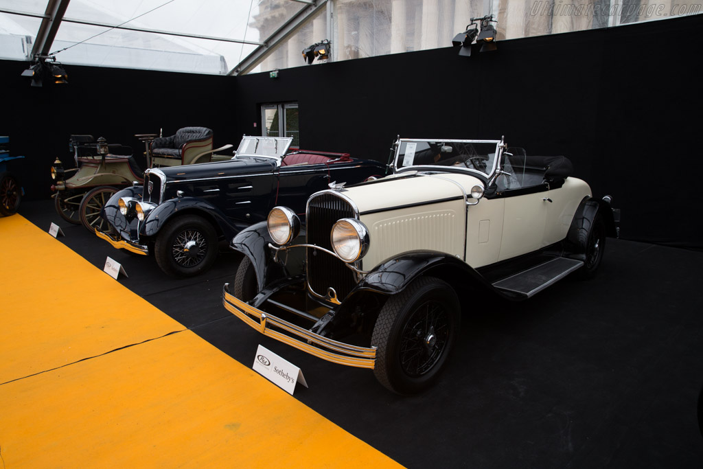 Chrysler 75 Roadster - Chassis: CY 7 L   - 2016 Retromobile