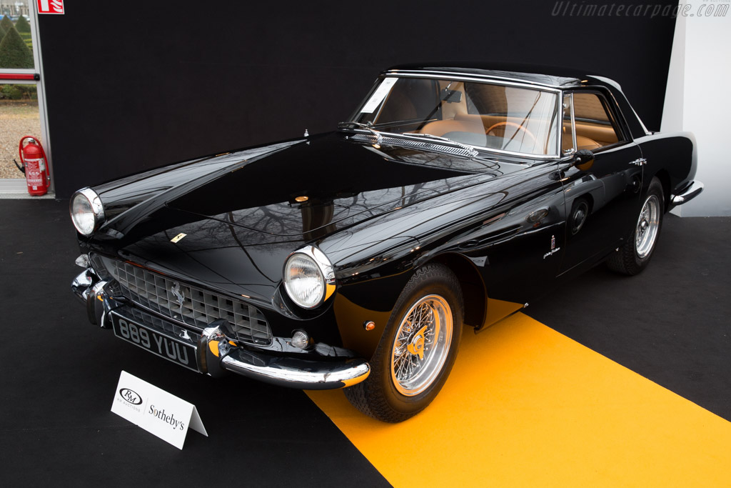 Ferrari 250 GT Coupe - Chassis: 1749GT   - 2016 Retromobile