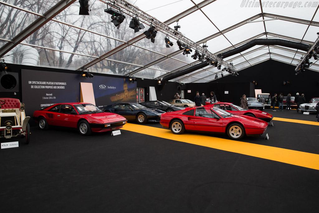 Ferrari 328 GTS - Chassis: 75926   - 2016 Retromobile