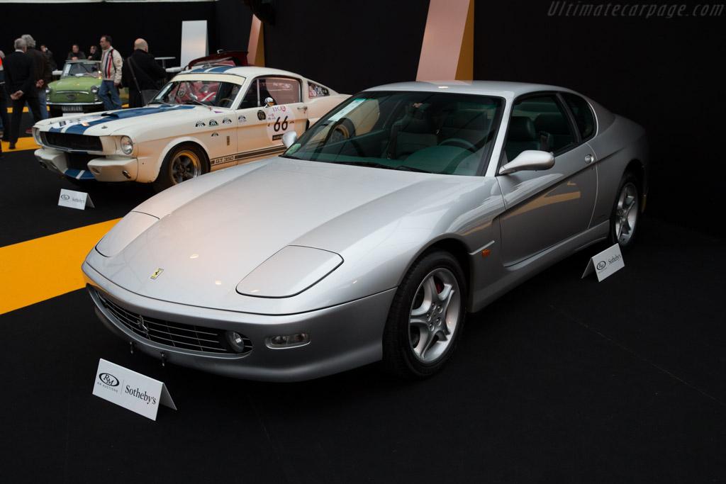 Ferrari 456 M GTA - Chassis: 114510   - 2016 Retromobile