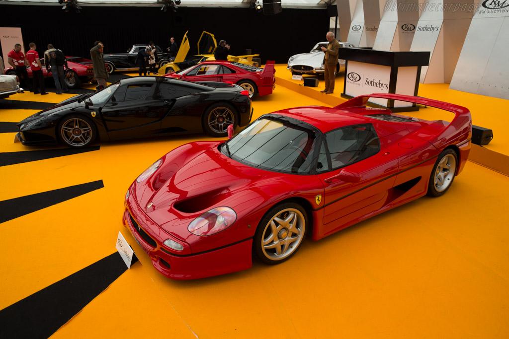 Ferrari F50 - Chassis: 106825   - 2016 Retromobile