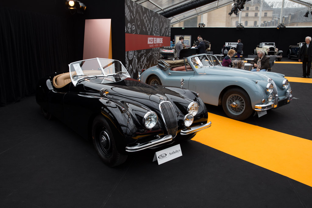 Jaguar XK120 Roadster - Chassis: 676091   - 2016 Retromobile