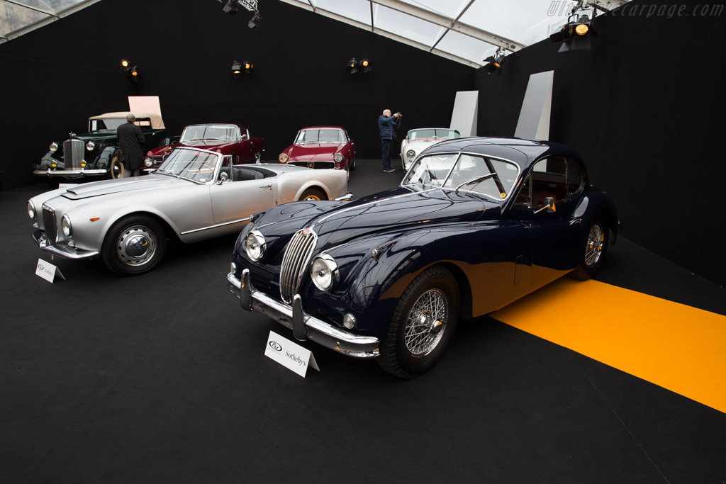 Jaguar XK140 SE Coupe - Chassis: S814978   - 2016 Retromobile