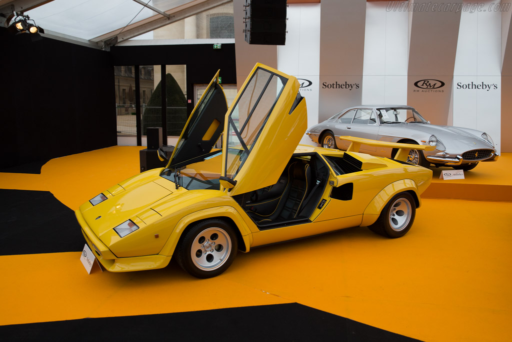lamborghini countach lp400 sale 1975 lamborghini countach lp400 periscopo rhd for sale classic. Black Bedroom Furniture Sets. Home Design Ideas