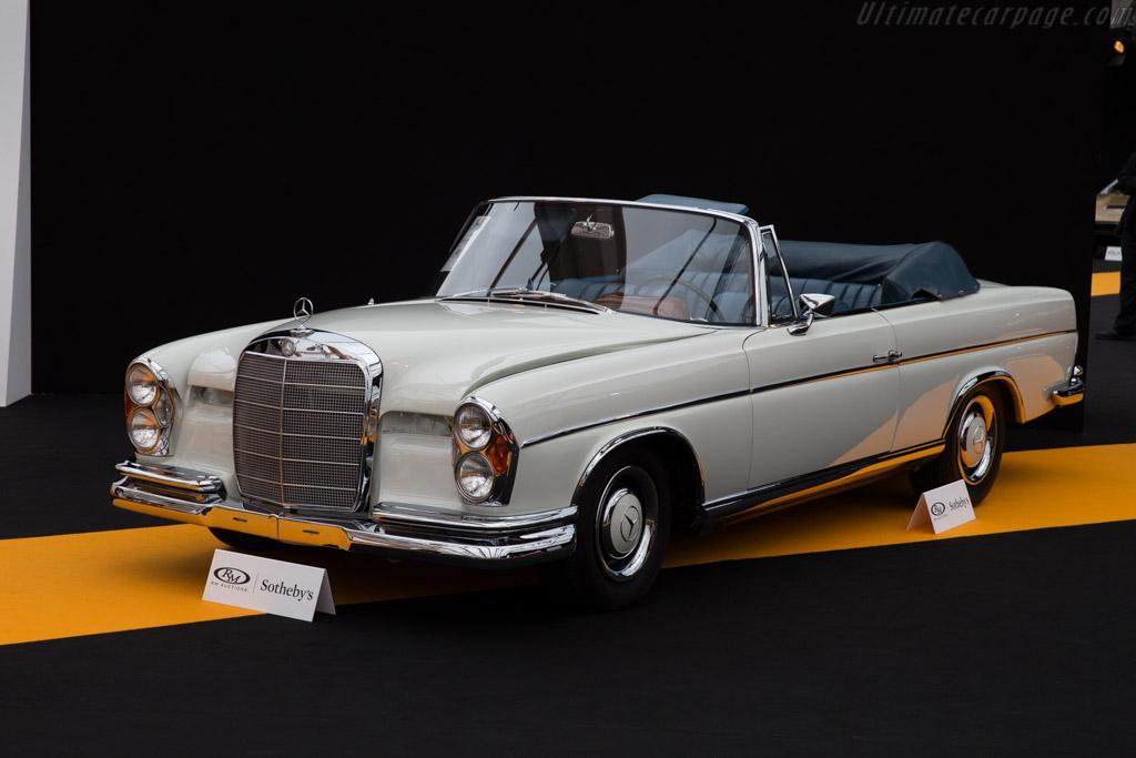 Mercedes-Benz 300 SE Cabriolet - Chassis: 112.023.10.008317   - 2016 Retromobile