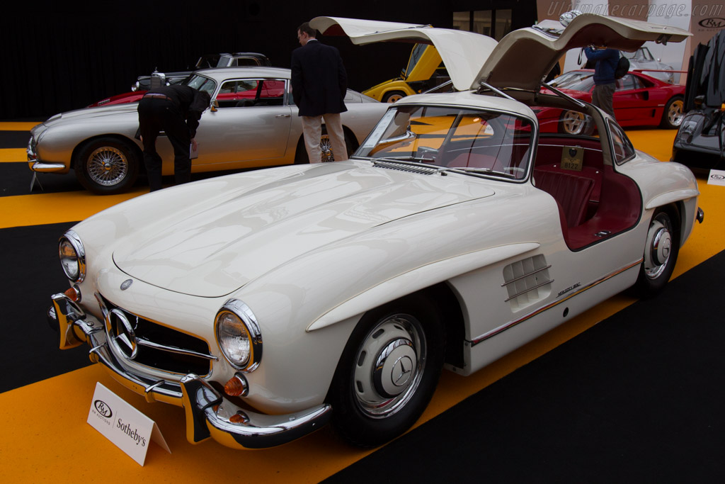 Mercedes-Benz 300 SL Coupe - Chassis: 198.040.5500272   - 2016 Retromobile