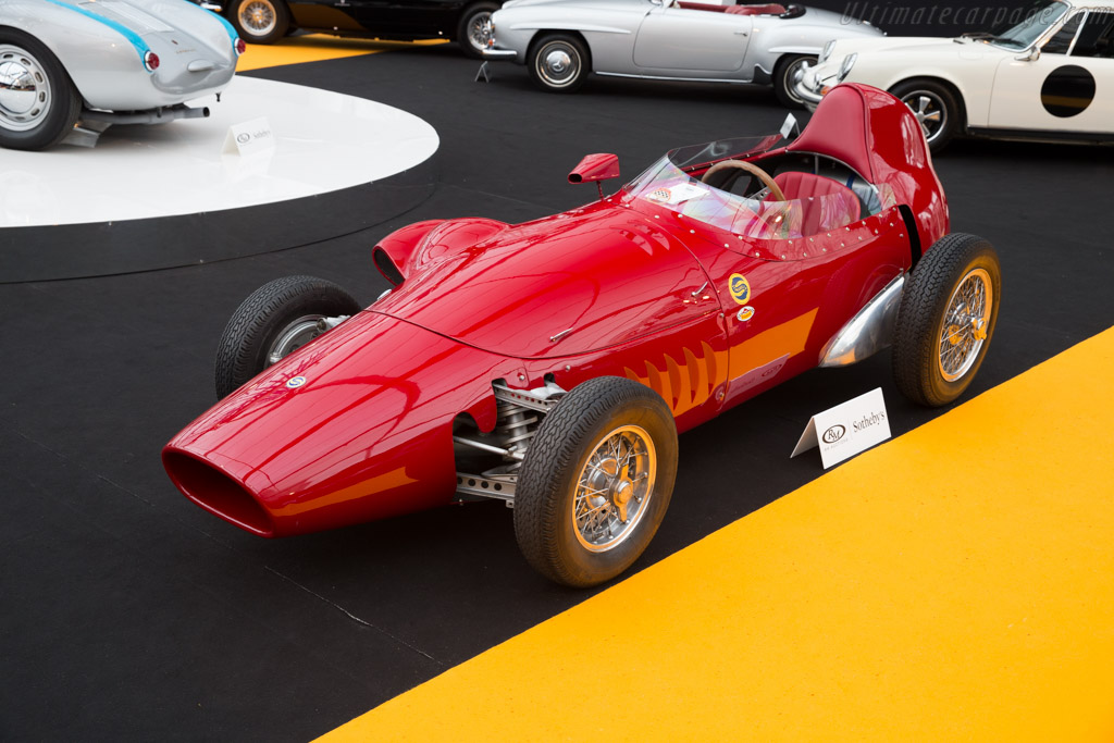 Stanguellini Formula Junior - Chassis: 00201   - 2016 Retromobile