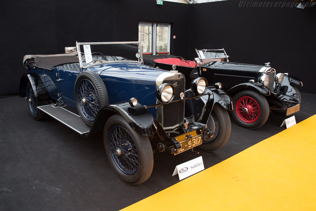 Talbot Type AG 14/45 HP - Chassis: 25065   - 2016 Retromobile