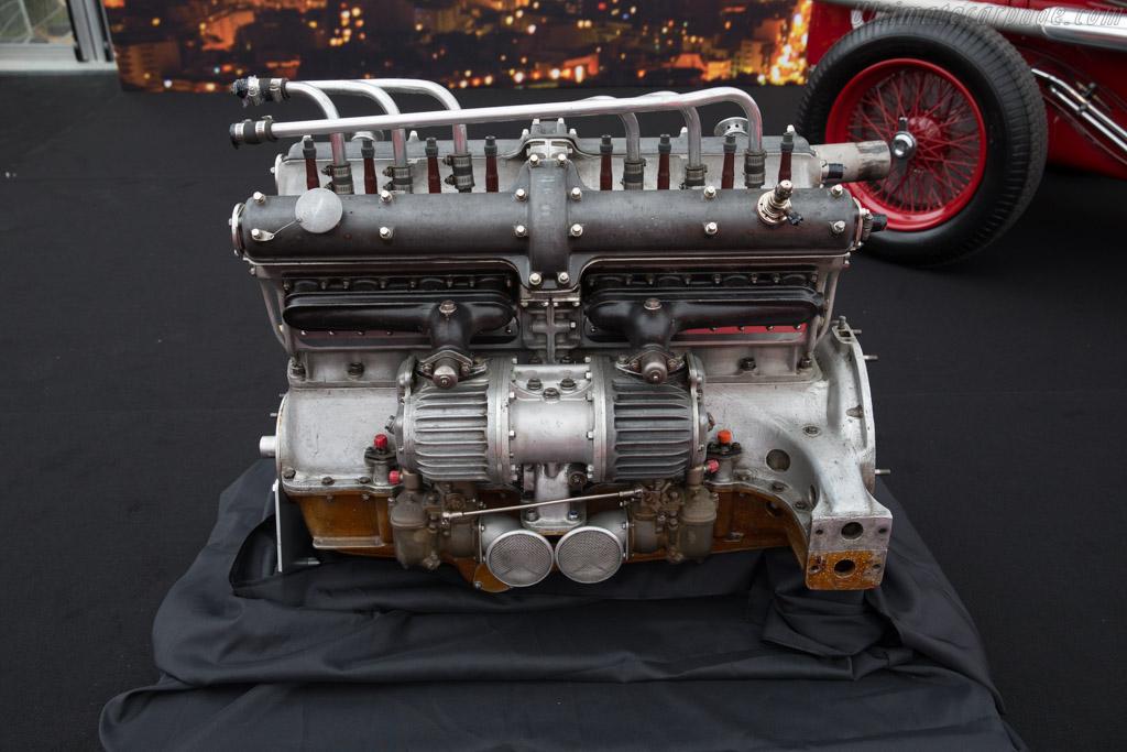 Alfa Romeo Tipo B - Chassis: 50006   - 2017 Retromobile
