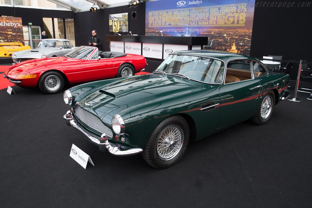 Aston Martin DB4 Series IV - Chassis: DB4/838/L   - 2017 Retromobile