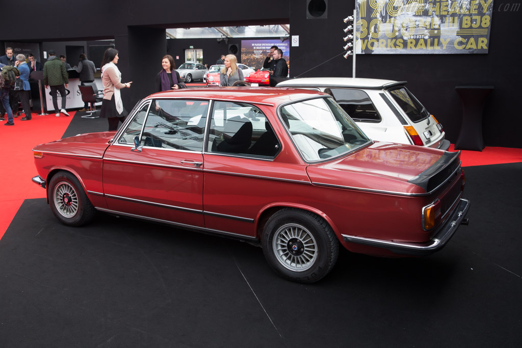 BMW 2002 Tii Alpina A4S - Chassis: 02735630   - 2017 Retromobile