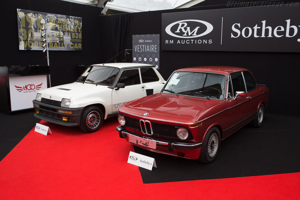 bmw 2002 tii alpina a4s chassis 02735630 2017 retromobile. Black Bedroom Furniture Sets. Home Design Ideas