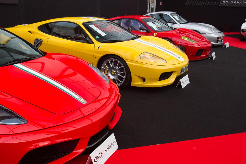 Ferrari 360 Challenge Stradale - Chassis: 138735   - 2017 Retromobile