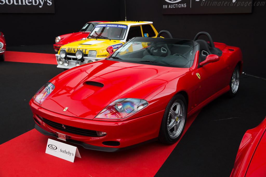 Ferrari 550 Barchetta - Chassis: 124279   - 2017 Retromobile