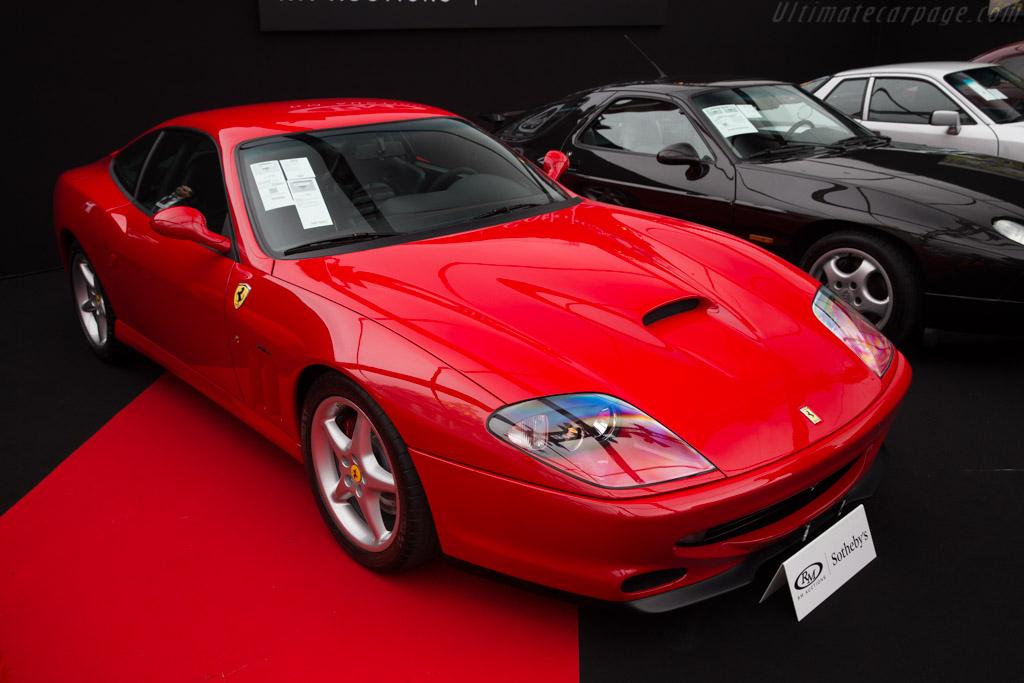 Ferrari 550 Maranello WSR - Chassis: 120147   - 2017 Retromobile