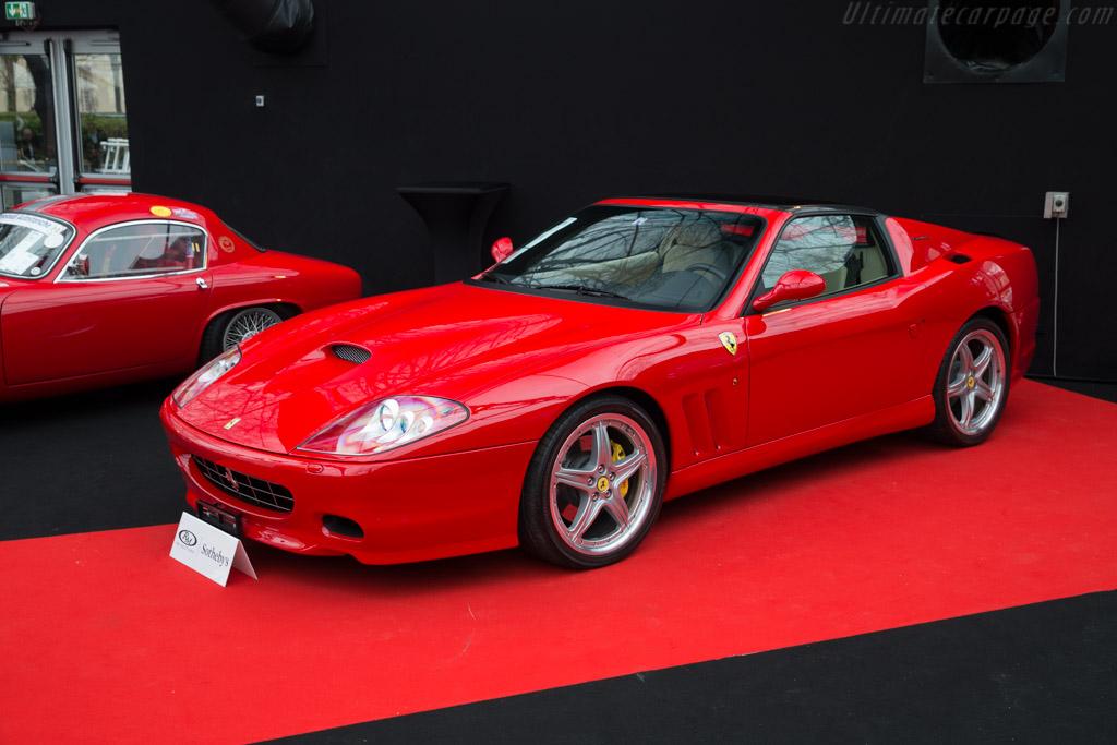 Ferrari 575 Superamerica - Chassis: 142098   - 2017 Retromobile