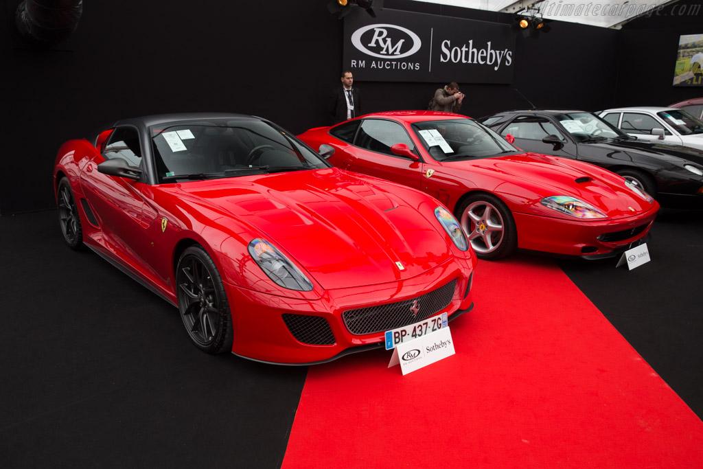 Ferrari 599 GTO - Chassis: 178253   - 2017 Retromobile