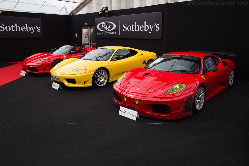 Click here to open the Ferrari F430 GTC  gallery
