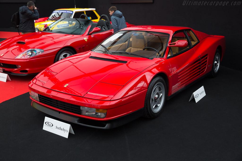 Ferrari Testarossa - Chassis: 66437   - 2017 Retromobile