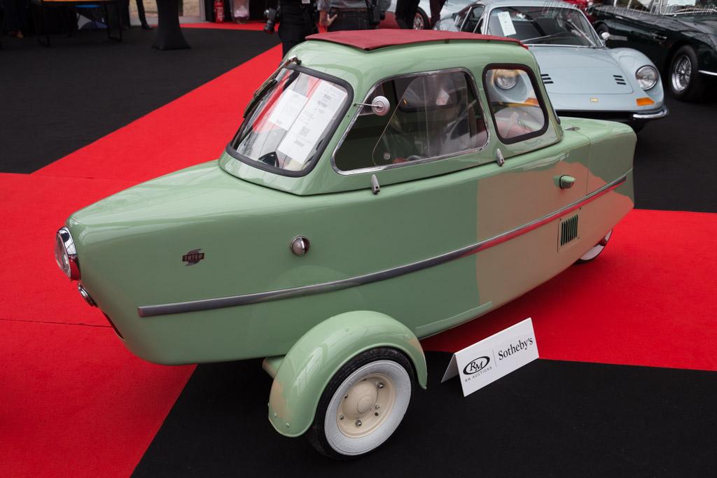 Inter 175A Berline - Chassis: 1199   - 2017 Retromobile