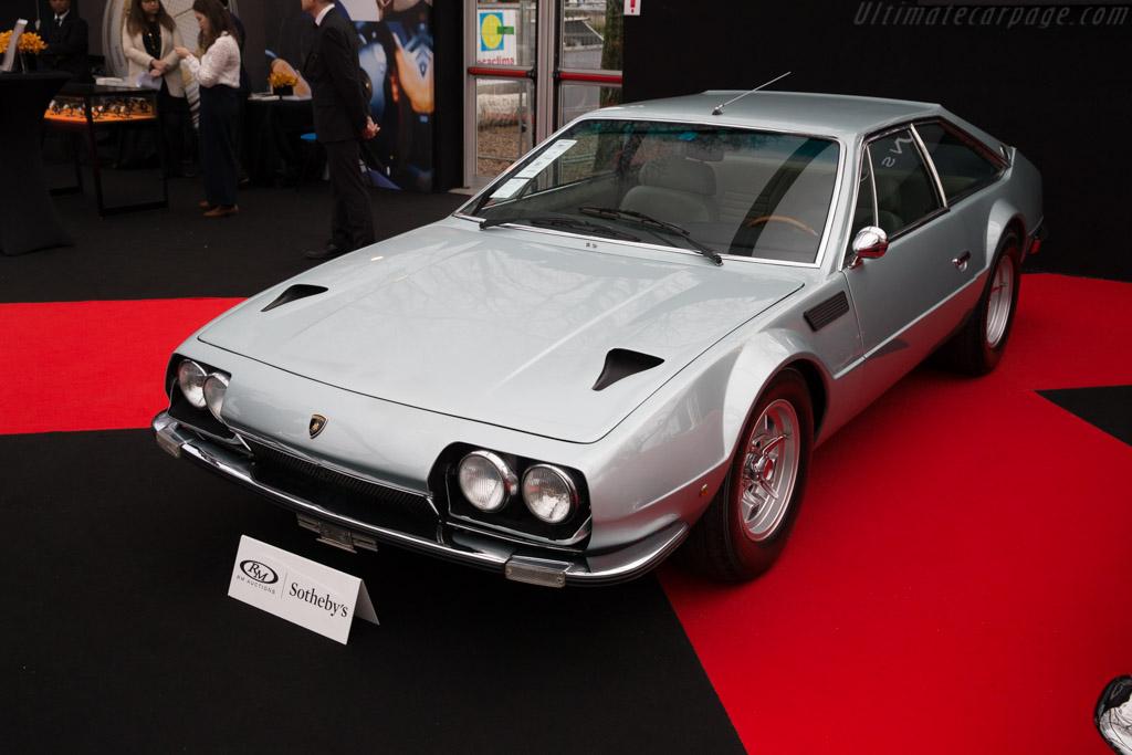 Lamborghini Jarama 400 GT - Chassis: 10018   - 2017 Retromobile