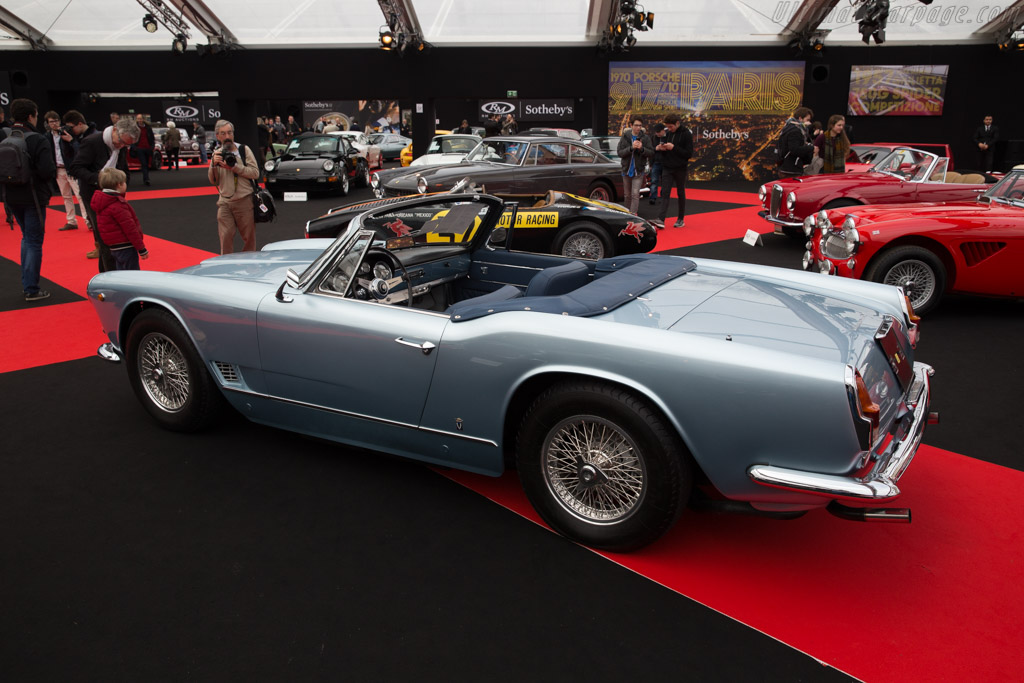 Maserati 3500 GT Spyder - Chassis: AM101.1365   - 2017 Retromobile