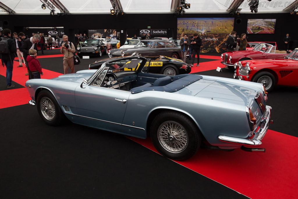 Maserati 3500 GT Spyder - Chassis: AM101.1365   - 2017 Retromobile
