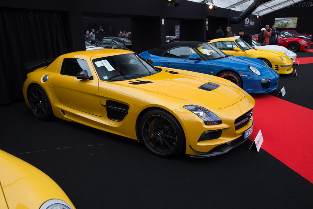 Mercedes-Benz SLS AMG Black Series - Chassis: WMX1973771A011179   - 2017 Retromobile