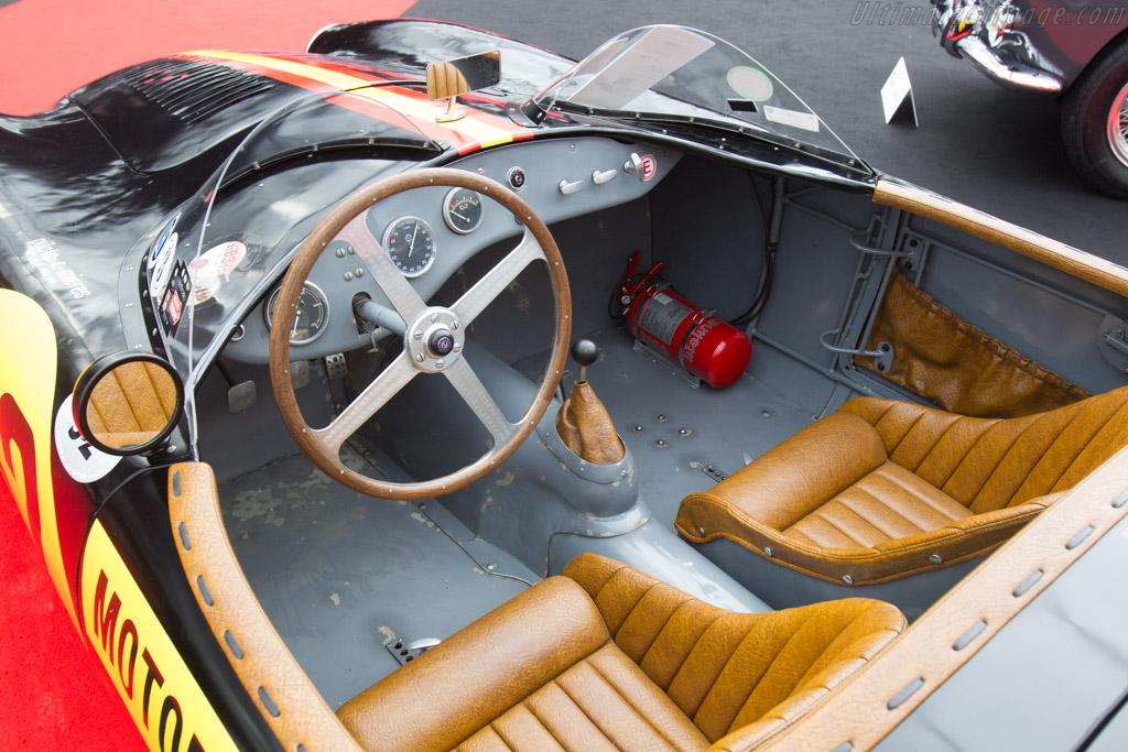 OSCA MT4 Frua Spider - Chassis: 1142   - 2017 Retromobile