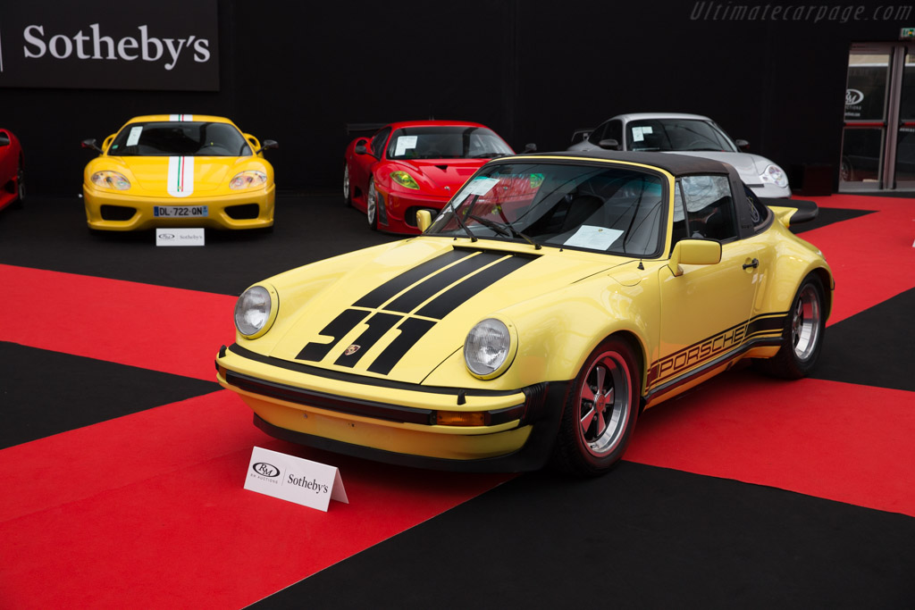 Porsche 911 Carrera 3.0 - Chassis: 911 761 0110   - 2017 Retromobile