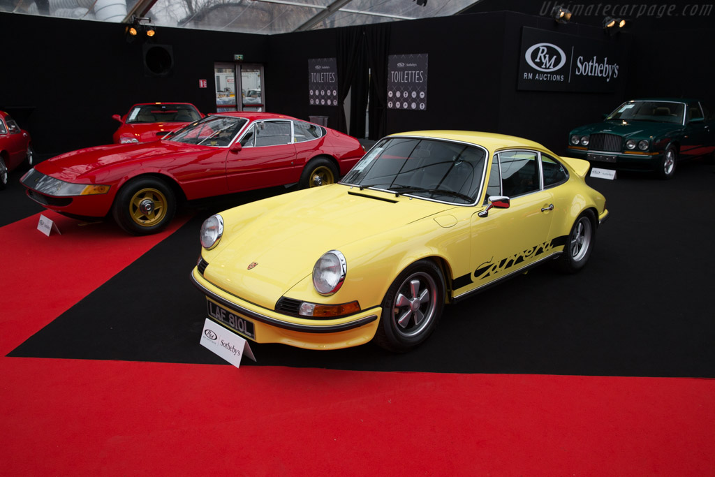 Porsche 911 Carrera RS 2.7 Touring - Chassis: 911 360 0305   - 2017 Retromobile