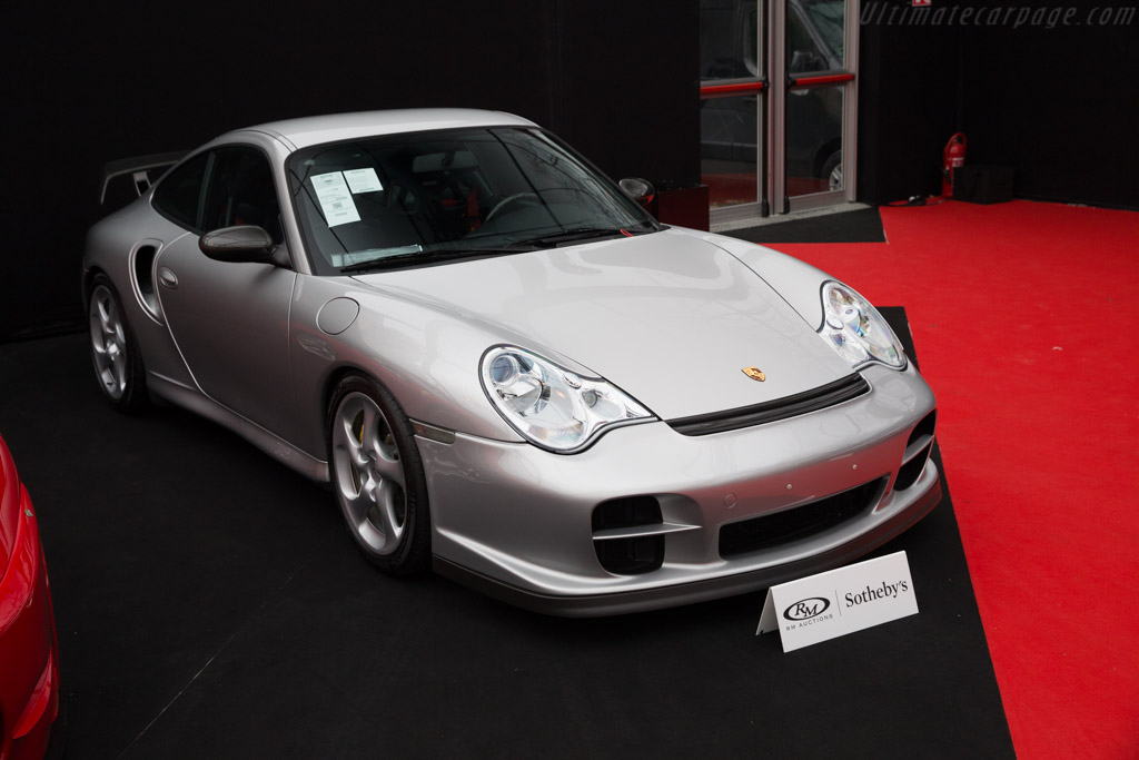 Porsche 911 GT2 Clubsport - Chassis: WP0ZZZ99Z4S695072  - 2017 Retromobile