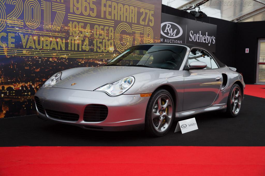 Porsche 911 Turbo S Cabriolet - Chassis: WP0CB29985S675448   - 2017 Retromobile