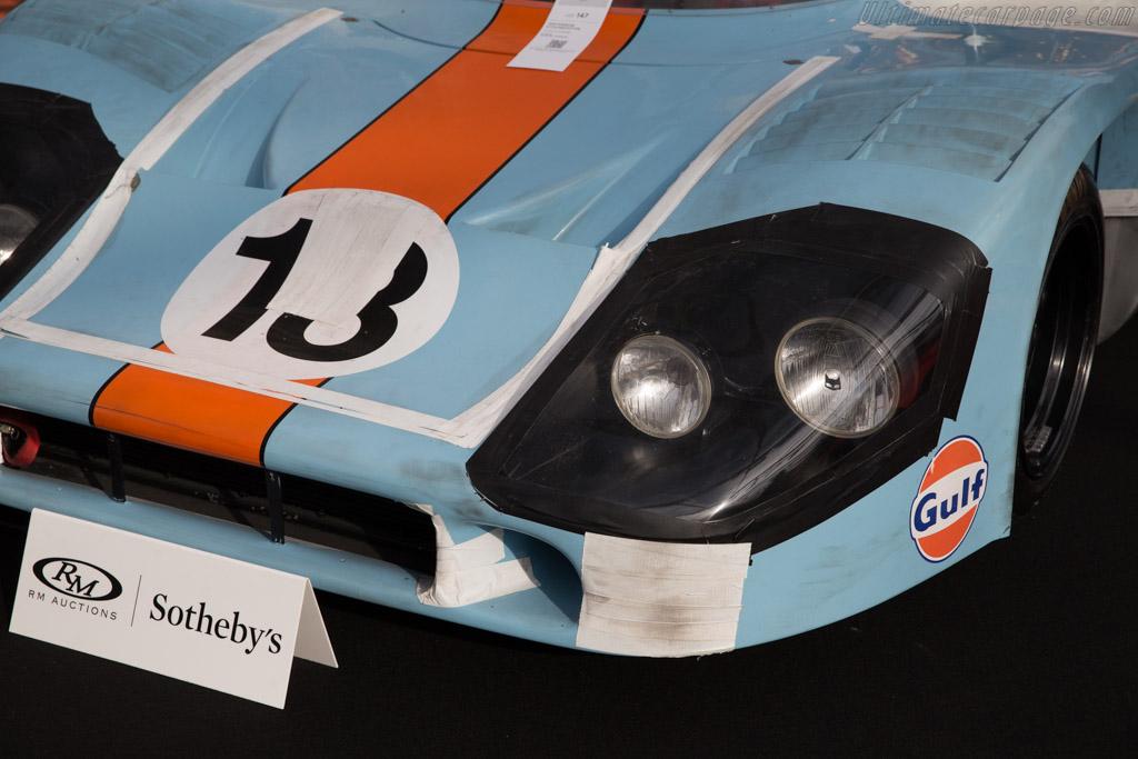 Porsche 917/10 - Chassis: 917/10-001   - 2017 Retromobile