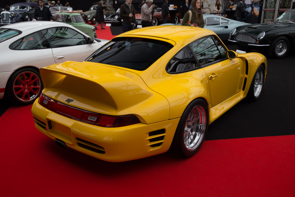 RUF CTR2 - Chassis: W09BC0361WPR06002   - 2017 Retromobile