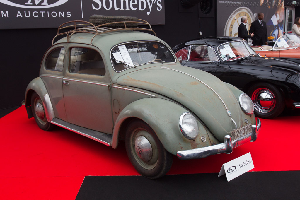 Volkswagen Type 1 Beetle - Chassis: 1-0331718   - 2017 Retromobile