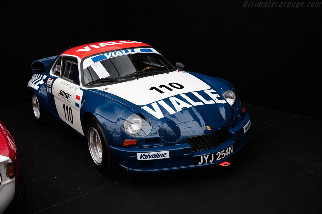 Alpine A110 B Team Vialle - Chassis: 20377   - 2018 Retromobile